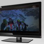 LG  Flat Screen TV